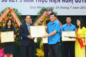 CĐ Giáo dục Việt Nam triển khai nhiệm vụ năm học 2018 - 2019: 'Tạo động lực mới cho nhiệm kỳ mới'