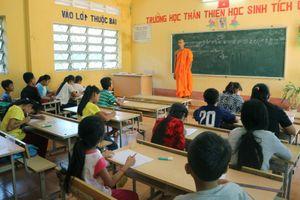 Sóc Trăng: Nhiều lớp học dạy chữ viết Khmer cho con em đồng bào dân tộc dịp hè