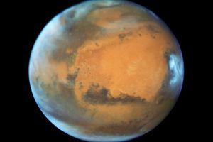 Phát hiện hồ nước lớn dưới bề mặt sao Hỏa, hứa hẹn có sự sống