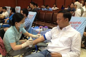 'Tình nguyện hiến máu vì có thể cứu sống một người nào đó'
