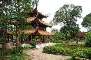 Thống nhất tu bổ, tôn tạo di tích chùa Phạm Xá