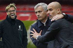 Liverpool đấu MU và Man City: Pep 'nhường' Klopp, Mourinho... ăn vạ