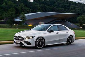 Ra mắt Mercedes-Benz A-Class sedan phiên bản 2019