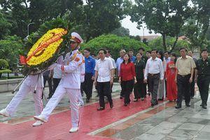Cơ quan UBKT Trung ương tổ chức hoạt động Kỷ niệm 71 năm Ngày Thương binh – Liệt sỹ