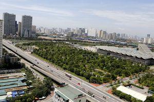 Ấn tượng với bước phát triển của Thủ đô