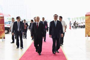 Hà Nội long trọng kỷ niệm 10 năm mở rộng địa giới hành chính