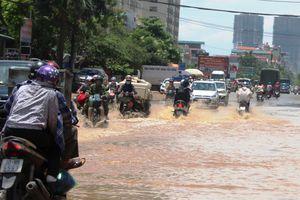 Đường bộ hư hỏng do mưa bão nâng thiệt hại lên hàng chục tỷ đồng