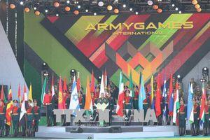 Ngoài đua tăng, Việt Nam còn tranh tài ở nội dung nào tại Army Games 2018?