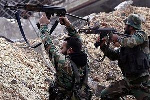 Syria: Phiến quân IS đã bị dồn đến bước đường cuối cùng