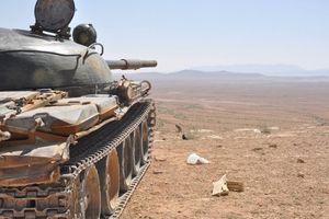 Chiến sự Syria: Làm chủ Yarmouk, quân chính phủ thỏa thuận với IS