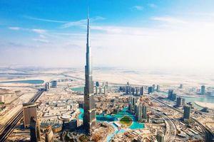Dubai - 'thành phố Vàng' hấp dẫn du lịch