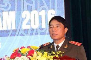 Sẽ trình Chủ tịch nước giáng cấp Thượng tướng Trần Việt Tân