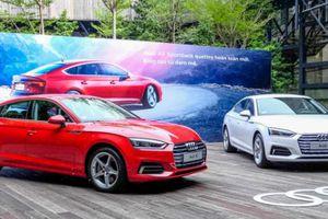 Triệu hồi xe Audi A5 Sportback và A6 tại Việt Nam