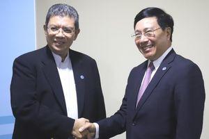 Tăng cường phối hợp để thúc đẩy hợp tác kinh tế, thương mại Việt Nam – Malaysia
