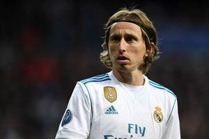 Luka Modric nối gót Cristiano Ronaldo sang Serie A?