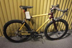 'Soi' xe đạp khung tre Việt Nam giá gần 60 triệu đồng