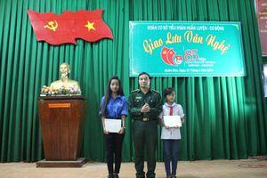 Giao lưu văn nghệ kỷ niệm 85 năm Ngày Thành lập Đoàn TNCS Hồ Chí Minh