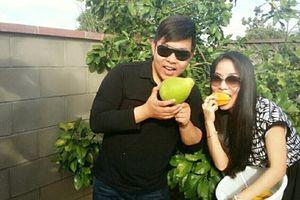 Khu vườn đầy ắp cây trái Việt của sao trên đất Mỹ