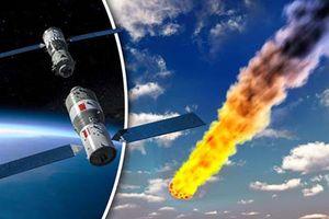 Nguy cơ trạm vũ trụ Trung Quốc dội 'mưa lửa' xuống Trái đất