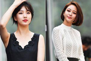 Suzy và mỹ nhân dao kéo Han Ye Seul nổi bật ở sự kiện