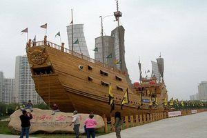 Gian nan hành trình truy tìm kho báu nhà Minh chìm đáy biển