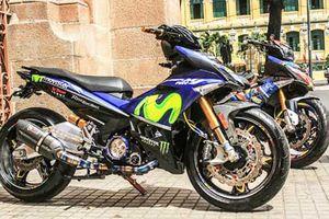Loạt xe máy Yamaha Exciter 150 'độ khủng' nhất Việt Nam năm 2017