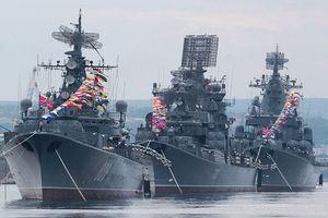 Đọc mỏi mồm số lượng tàu chiến 'khủng' của Hải quân Liên Xô