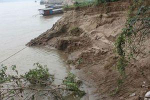 Hà Nội lựa chọn nhà thầu thực hiện 7 gói thầu kè sông Đáy