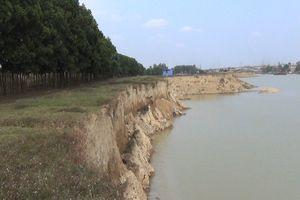 'Cát tặc' hoành hành ở Sóc Sơn: Chính quyền huyện nói gì?