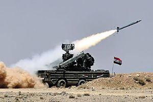 Phòng không Syria phá hủy 'các mục tiêu thù địch' ở tây nam Damascus