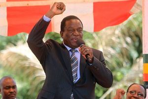 Zimbabwe: Tổng thống Emmerson Mnangagwa tái đắc cử