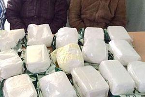 5 bị cáo mua bán ma túy xuyên quốc gia lãnh án tử hình