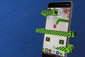 Rắn săn mồi phiên bản mới với công nghệ AR