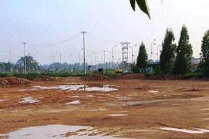 Vĩnh Phúc: Cần sớm làm rõ việc san lấp 'nhầm' tại khu đô thị Việt Đức Legend City