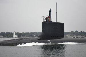 Hải quân Mỹ không theo kịp Nga trong lĩnh vực UAV ngầm