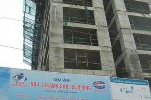 Chung cư Lilama SHB Plaza 1.200 căn bị đem đấu giá 1.175 tỷ đồng