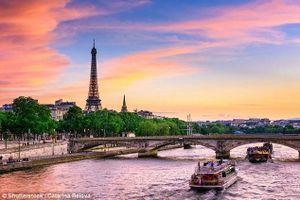 Paris đứng đầu top 20 địa điểm lãng mạn nhất thế giới