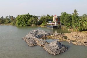 Chỉ đạo mới về vụ tái diễn lấp, lấn sông Đồng Nai