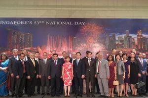 Việt Nam và Singapore là đối tác phù hợp, bổ sung tiềm năng và thế mạnh cho nhau trong cuộc Cách mạng 4.0