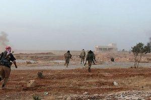 Quân đội Syria tăng cường tấn công phía bắc Hama