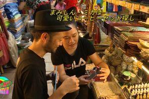 Sự thật về clip hai anh chàng người Nhật mặc 'quần chip' giữa chợ Bến Thành