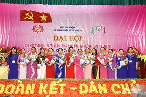 Đại hội Chi hội doanh nghiệp nữ Phương Nam lần thứ nhất