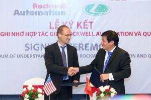 Quí Long hợp tác với Rockwell về hệ thống điều hòa không khí cho ngành dược và bệnh viện