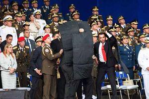Mỹ phủ nhận dính líu vụ ám sát hụt Tổng thống Maduro, đổ ngược cho Venezuela