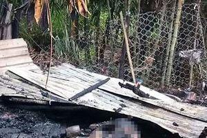 Nhà phát nổ trong đêm, hai mẹ con tử vong ngay trên giường ngủ