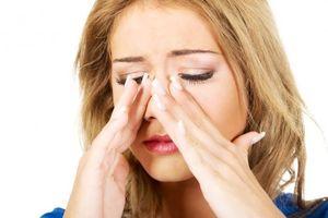 Cách đơn giản thải chất độc nhờn ở mũi cho người viêm xoang