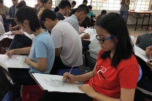 Trường ĐH Kiến trúc TP.HCM: Thiết kế đồ họa có điểm chuẩn cao nhất