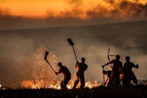 Thế giới đang thua trong cuộc chiến chống biến đổi khí hậu