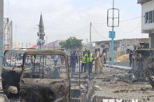 Somalia: Đánh bom liều chết ở thủ đô Mogadishu, 10 người thương vong