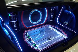 Độ âm thanh xe hơi, không chỉ 'chơi' mà còn là nghệ thuật